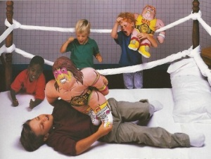 wwf-wrestling-buddies BED