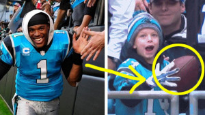 cam and kid