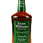 Evan Williams Green Label Whiskey 1.75L